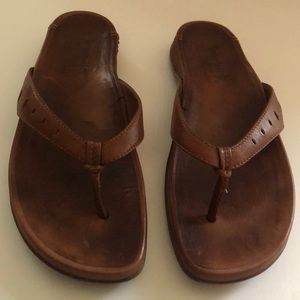 Timberland Shoes - EUC Women's Timberland leather sandals